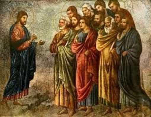 Jesus Sends Out The Apostles