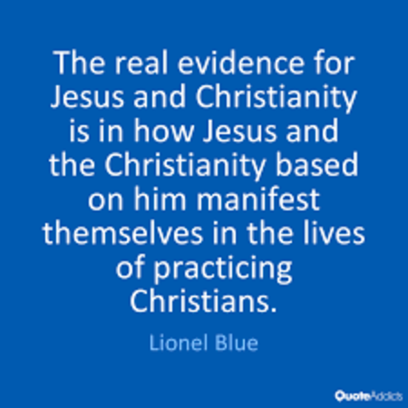 Real Christians